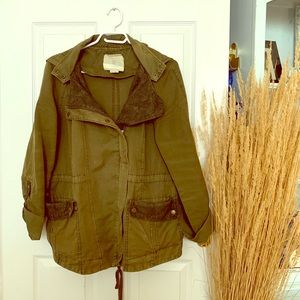 Anthropologie Hei Hei jacket Medium